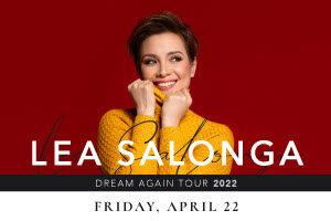 Salonga | The Dream Again Tour