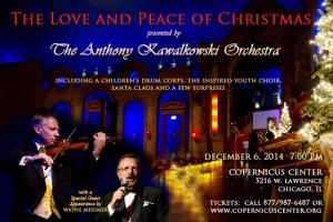 Christmas Concert   AKO   Copernicus Center   Chicago