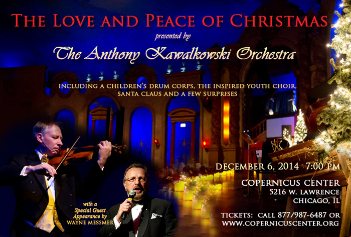Christmas Concert | AKO | Copernicus Center | Chicago