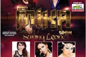 Mika Singh | Sunny Leone | Chicago