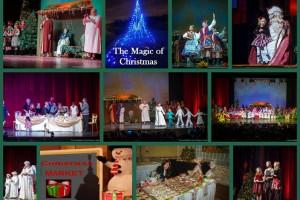 Magic of Christmas Festival, Chicago, Copernicus Center