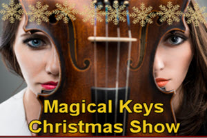 Magical Keys Christmas