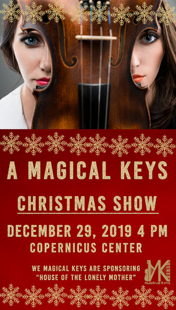 A Magical Keys Christmas Show