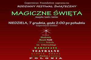 Magic of Christmas 2014