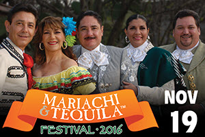 Mariachi & Tequila Festival 2016