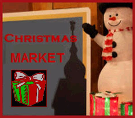 Vendors wanted, Christmas Market, Chicago, Copernicus Center, Christmas Market vendors wanted