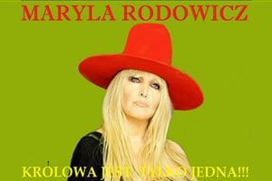 Maryla Rodowicz Koncert 2017