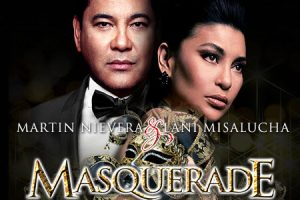 Masquerade Concert, Martin Nievera, Lani Misalucha, 2/6/2017, Chicago, Copernicus Center, Masquerade tickets, Filipino concert