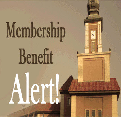 Copernicus Center  Member Benefit Alert