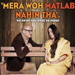 Anupam Kher, anupam kher play, Bollywood play, Chicago, hindi events, hindi stage drama, hindi stage play, mera woh matlab nahi tha, Neena Gupta