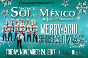 Merry-Achi Christmas Concert 2017