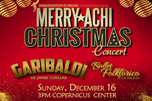 merry achi christmas concert 2018 - Christmas Shows In Chicago