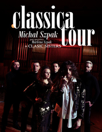 Michal Szpak Classica Tour, Chicago, Copernicus Center, Don't poison my heart, Paderewski Symphony Orchestra, April 28, 2018, Michal Szpak Classica Tour USA, Polskie Wydarzenia w Chicago, polskie koncerty, imprezy w Chicago, polskie imprezy