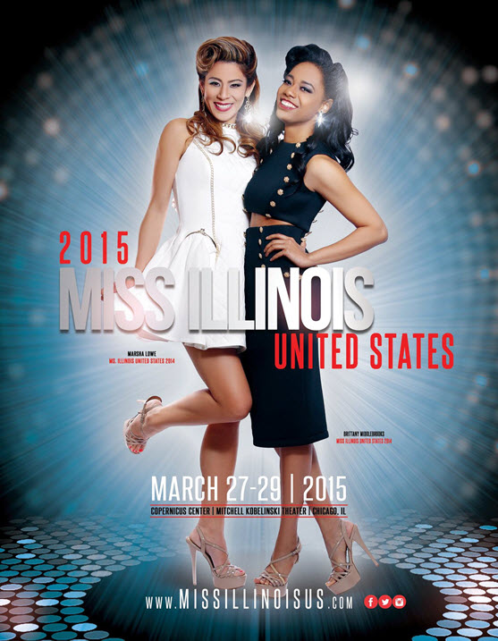 Miss Illinois, 2015, Chicago, Pageant, Copernicus Center