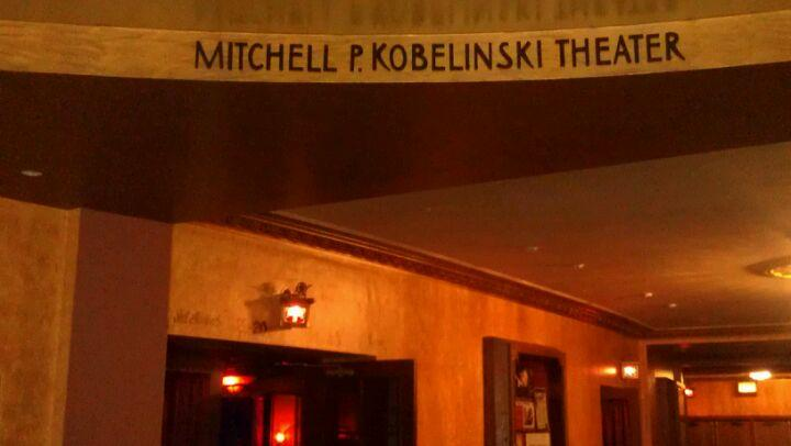 Mitchell Kobelinkski Theater, Copernicus Center, Chicago