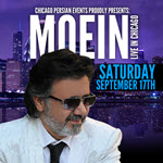 Moein Live in Concert, 8-17-2016, Chicago, Chicago Persian Events, Persian Pop Concert, Moein, Moein Tickets, Iranian events, Copernicus Center