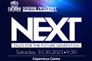 NEXT – Talks for the Future Generation
