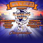 NPC Illinois State Championship 2019, NPC IL State 2019, bodybuilding Chicago, muscle contest, classic physique, Chuck Sanow, USA Gym, IFBB Pro, Copernicus Center Chicago, Chicago bodybuilding, 5/11/2019