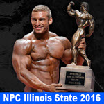 bodybuilding, muscle expo, NPC, physique, Illinois bodybuilding, NPC Illinois State, 2016, Figure, Bikini, Men's & Women's Physique, Men's Classic Physique, Chicago, Cody Montgomery, Copernicus Foundation