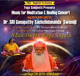 Nada Shobha Raga Sagara → Music for Meditation and Healing Concert