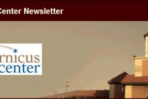 Copernicus Center | Chicago | Events | Newsletter