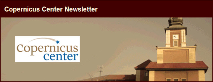 Newsletters | Copernicus Center | Chicago | Events | Newsletter