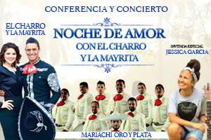 Noches de Amor con El Charro Y la Mayrita