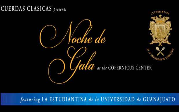 Noche de Gala 11-24-13 at Copernicus Center