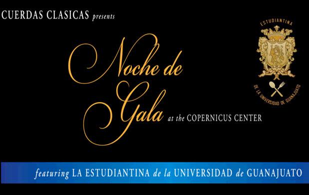 Noche de Gala 11-24-13 at Copernicus Center