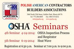 OSHA Seminar 4-24