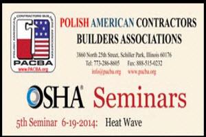 OSHA Seminar 6-19