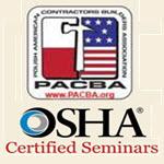 OSHA | Seminar | Training | PACBA | Chicago | Copernicus Center | Contractors | Builders