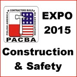 PACBA, Construction and Safety EXPO, Construction Expo, Safety Expo, 11/4/2015, Big Rock Supply, Lowe's, Chief Procurement, Latino Worker Resource Center, Sherwin Williams, Raeco Rentals, Benjamin Moore J.C. Light, Polish Women In Business, Chicago Scaffolding, Illinois State Comptroller, Illinois State Treasurer, Illinois Fire & Safety Commission, National Safety Council, New York Life Insurance, OSHA, Chicago