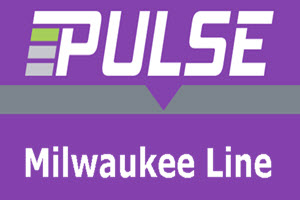 Open House, Milwaukee, public meeting, Pace, Pulse, Milwaukee line, Pulse Milwaukee Line, August 2015, Chicago, Copernicus Center, Copernicus Center Annex