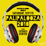 Palipalooza 2018, Palestinian Events in Chicago, Live Music, Copernicus Center Chicago, 15 September 2018