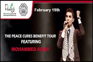 Mohammed Assaf Benefit Concert