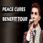 peace cures benefit tour, mohammed assaf, Palestinian event, محمد عساف. chicago