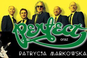 PERFECT, Patrycja Markowska, Chicago, impreza, polskie wydarzenia, Copernicus Center, Chicago, polskie koncerty, Perfect bilety, Perfect tickets, Perfect i Patrycja Markowska