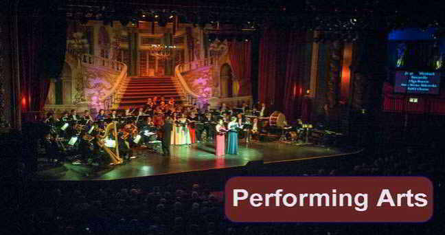 Performing Arts & Entertainment