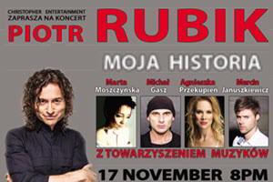 Piotr Rubik Moja Historia