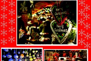 Christmas market in Chicago, Christmas market Chicago, Polish Christmas market, Polish Christmas, Polish Christmas traditions, Christmas gift ideas, Christmas gifts, Holiday gift ideas, Holiday gifts, Polish Christmas food, Polish pastries, Copernicus Center, Pictures with Santa