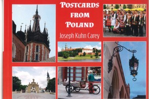 Postcards from Poland poetry book