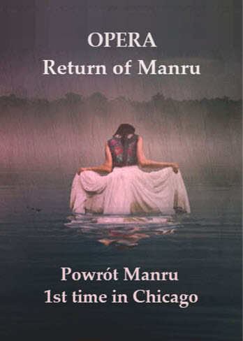 POWRÓT MANRU ~ RETURN of MANRU