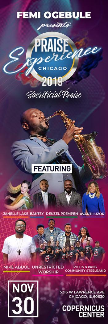 Praise Experience 2019 with Femi Ogebule