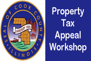 Property Tax Assessment, Appeal, Workshop, Chicago, Copernicus Center
