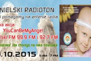 anielski radioton, radioton, fundacja you can be my angel, You Can Be My Angel, radio polski fm, Chicago, 10-10-2015, Wydarzenia, imprezy, Polskie, Copernicus Center