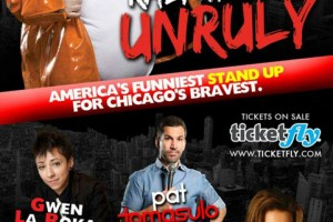 DJ Drack Muse, Pat Tomasulo, Gwen La Roka, April Rose, Ralphie May, Chicago Fire Department, Ignite The Spirit, Ralphie May & Friends Comedy Show, Comedy Show, Live Comedy, Chicago, Copernicus Center, CFD