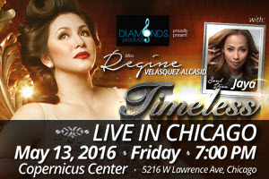 TIMELESS with Regine Velasquez & Jaya