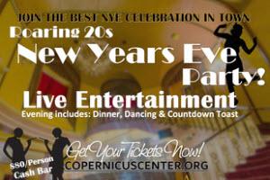 Roaring 20s New Years Eve