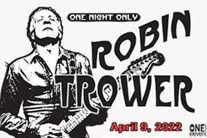 Robin TrowerTour